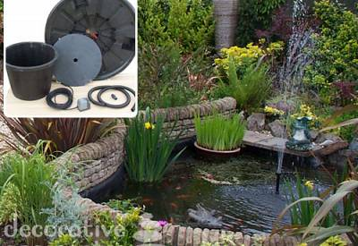 Water Feature Kit